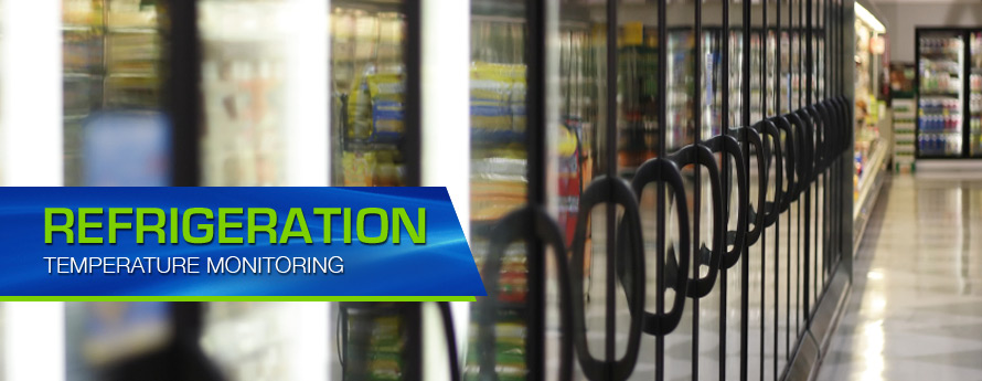 Refrigeration Temperature Monitoring